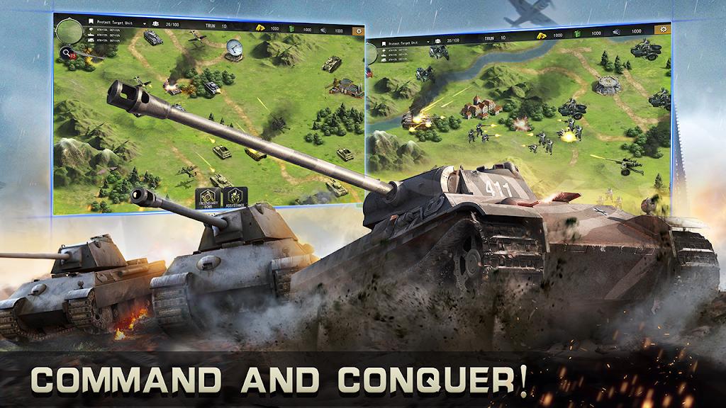World War 2: Strategy Games WW2 Sandbox Simulator  poster 14