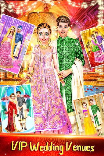 Traditional Wedding Salon - Makeup & Dress up Game Apkfinish screenshots 19