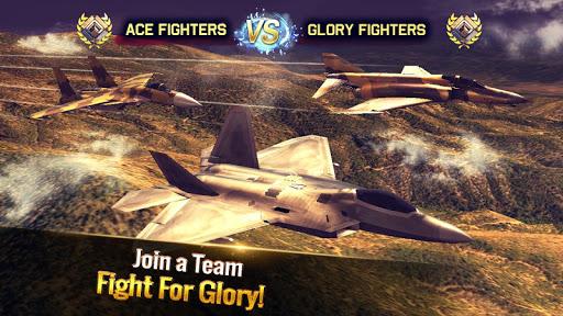 Ace Fighter: Modern Air Combat Jet Warplanes 2.58 screenshots 5