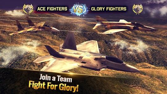 Ace Fighter: Modern Air Combat Jet Warplanes 2.61 Apk 5