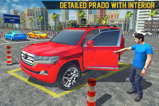 Prado luxury Car Parking: 3D Free Games 2019 7.0.1 screenshots 3
