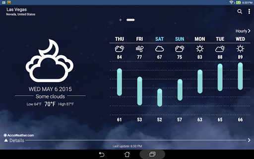 ASUS Weather 5.0.1.31_190709 Screenshots 5