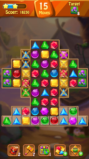 Jewels Original - Classical Match 3 Game 1.0.3 screenshots 2