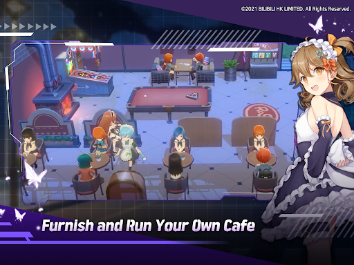 Girl Cafe Gun  screenshots 15