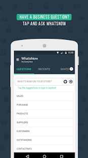 WhatsNow - POS Owners App