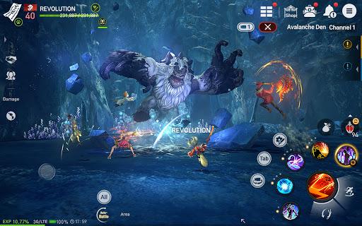 Blade&Soul Revolution 2.00.082.1 screenshots 14