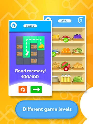 Train your Brain - Memory Games 2.6.9 screenshots 7