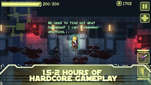 ailment: space pixel dungeon screenshot 3