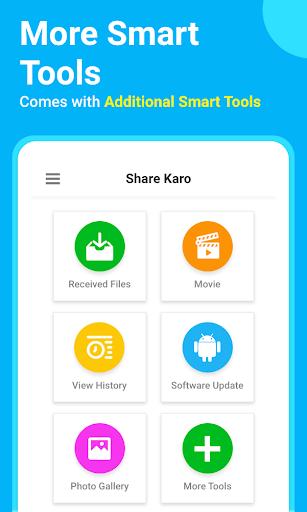 SHARE Go : Share Apps, File Transfer, Share apktram screenshots 6