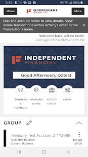 Independent Financial Mobile