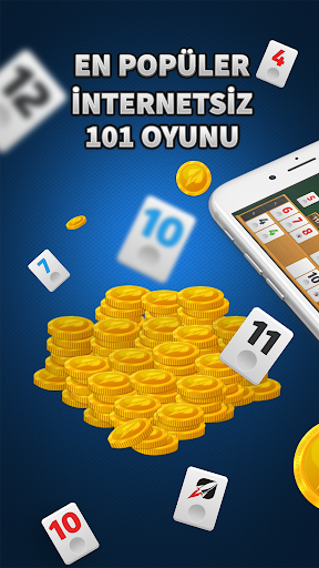 101 Okey HD İnternetsiz - Yüzbir Okey HD 26.0 screenshots 1