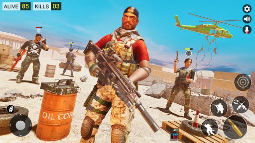 Modern Commando Strike: Counter Terrorist Squad 3D 1.0.29 screenshots 4