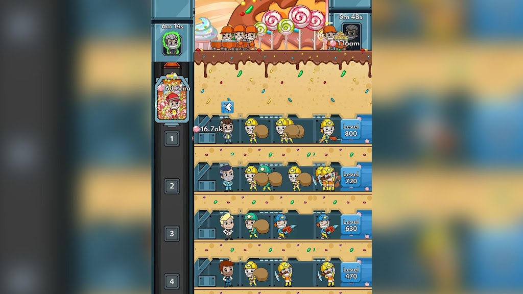 Idle Miner Tycoon: Mine & Money Clicker Management  poster 22