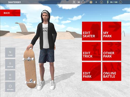 Skate Space 1.430 Screenshots 15