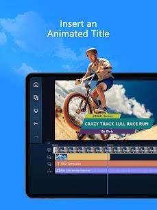 PowerDirector – Video Editor, Video Maker Hileli Apk Güncel 2021** 21