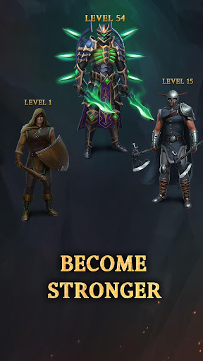 Age of Revenge RPG: Heroes, Clans & PvP android2mod screenshots 2
