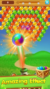 Shoot bubble fruits Mod Apk (Unlimited Golds/Booster) 4
