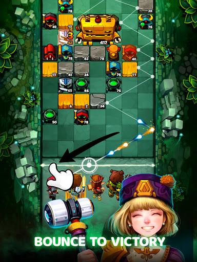 Battle Bouncers: Legion of Breakers! Brawl RPG 1.17.0 screenshots 20
