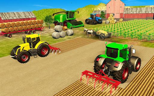 Grand Farming Simulator-Tractor Driving Games 2021 1.16 screenshots 7