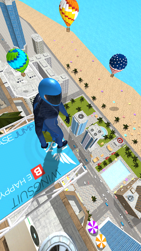 Base Jump Wing Suit Flying 0.9 screenshots 1