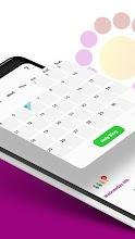 My Days X - Ovulation Calendar & Period Tracking screenshot thumbnail