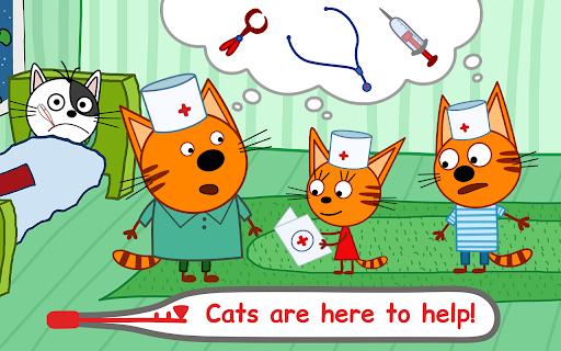 Kid-E-Cats Animal Doctor Games for Kidsu30fbPet Doctor  screenshots 15