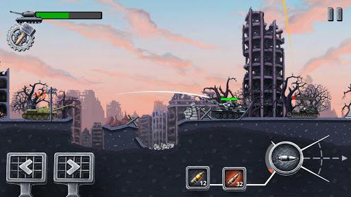 Front Line Hills: Tank Battles  screenshots 6