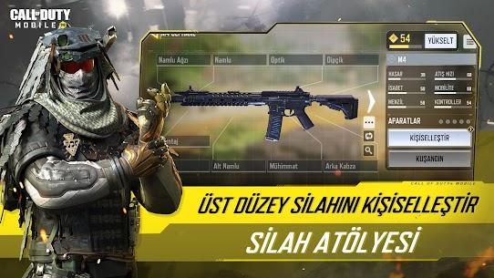 Call of Duty Mobile Hileli Apk Güncel 2021** 3