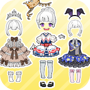 Vlinder Doll - Dress up Games , Avatar Creator