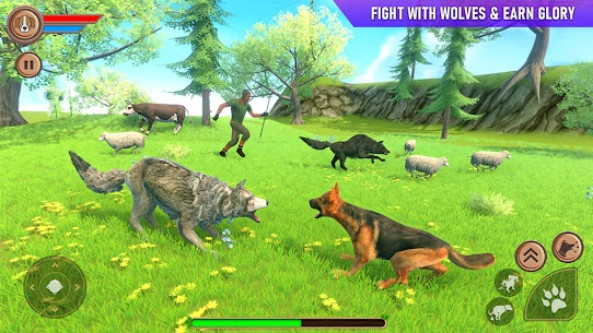 Download Shepherd Dog Simulator: Wild in Your PC (Windows and Mac) 2