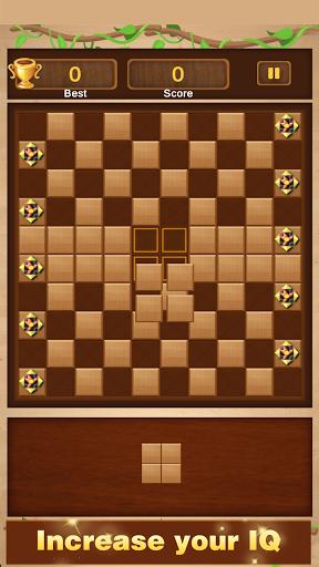 Wood Block Puzzle - Free Woody Block Puzzle Game  screenshots 5