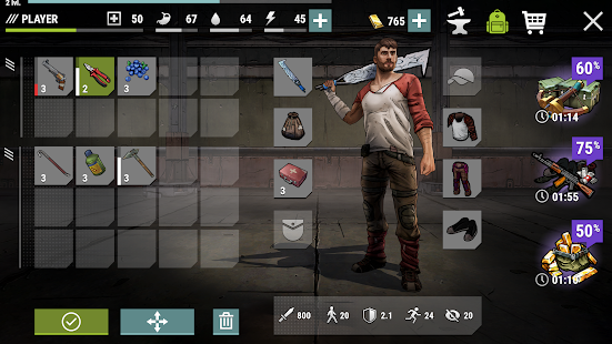 Dark Days: Zombie Survival screenshots 10