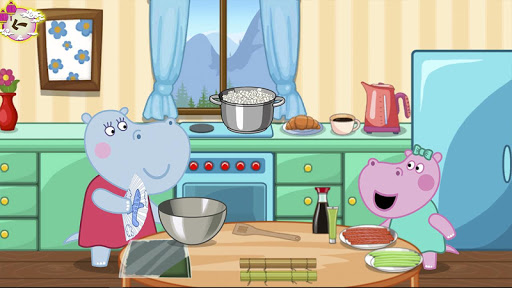 Kids party: Cooking game  screenshots 2