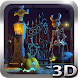 Halloween Cemetery 3D LWP - Androidアプリ