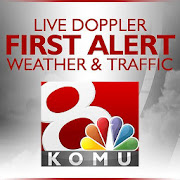 KOMU 8 Weather App