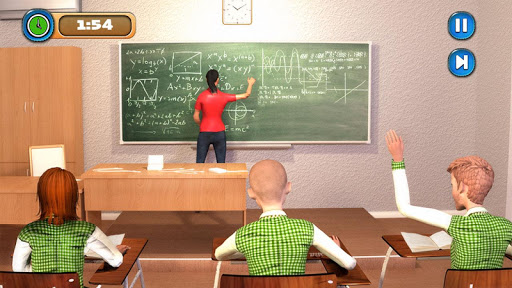 High School Teacher - School Life Days 2020 1.0.0 Screenshots 6