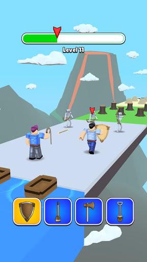Roblock Transform Run - Epic Craft Race apkpoly screenshots 19