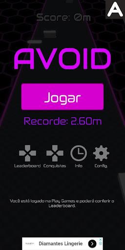 Code Triche Avoid APK MOD (Astuce) screenshots 1