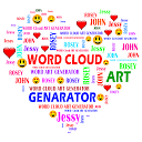 Word Cloud Art Generator