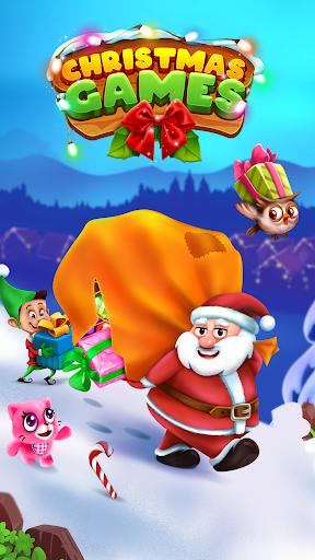 Christmas Games - Bubble Shooter 2020 2.9 screenshots 1