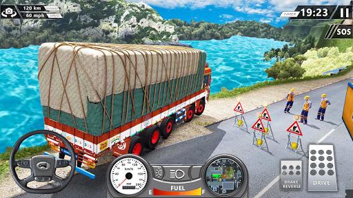 Real Euro Cargo Truck Simulator Driving Free Game 1.13 screenshots 3