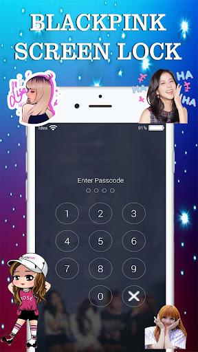 black pink call you: fake video call screenshot 3
