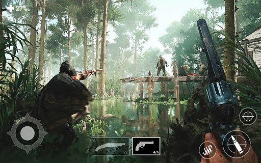 Crossfire: Survival Zombie Shooter (FPS) Latest screenshots 1