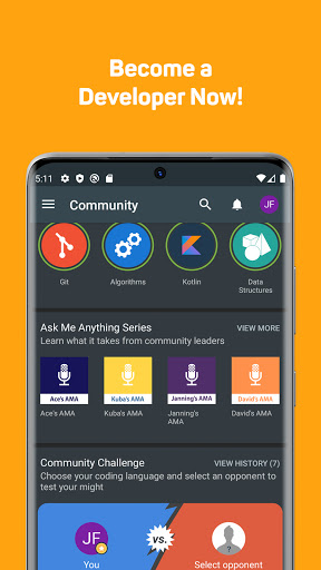 Sololearn: Learn to Code for Free android2mod screenshots 7