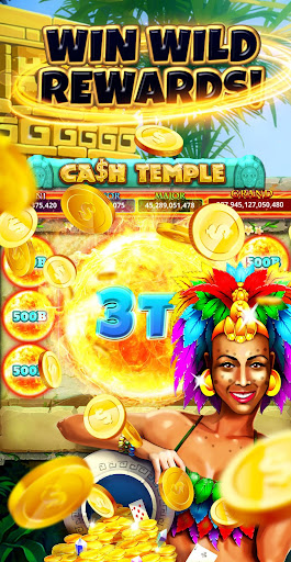Baba Wild Slots - Slot machines Vegas Casino Games 2.0.2 screenshots 4