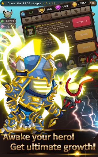 +9 God Blessing Knight - Cash Knight 1.207 screenshots 9