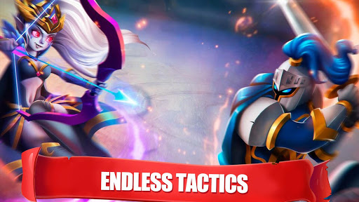 Epic Summoners: Hero Legends - Fun Free Idle Game  screenshots 4