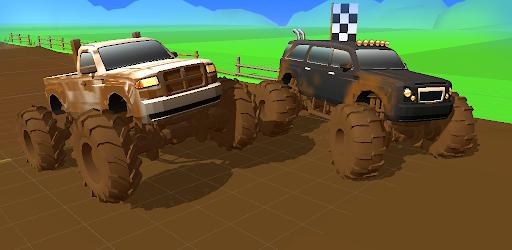 Mud Racing: 4х4 Monster Truck Off-Road simulator Versi 2.4