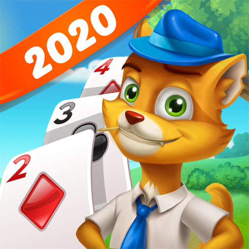 Solitaire: Forest Rescue TriPeaks