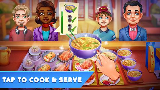 Cooking Fest Para Hileli Apk Güncel 2021** 4